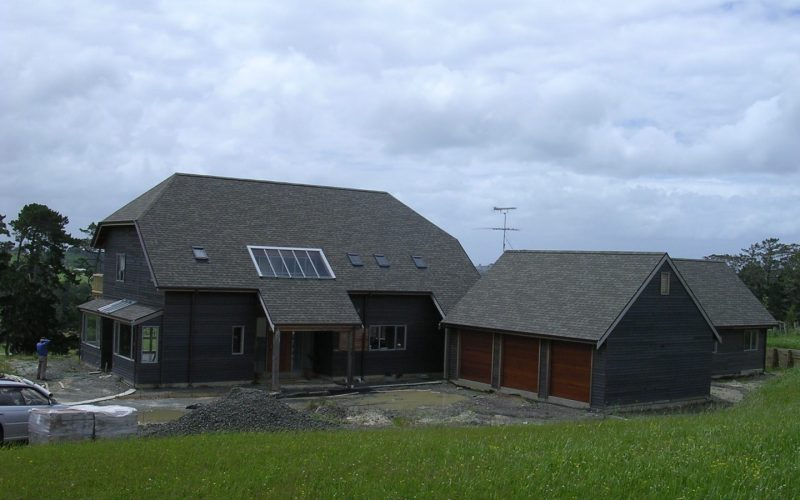 Large new home in Silverdale